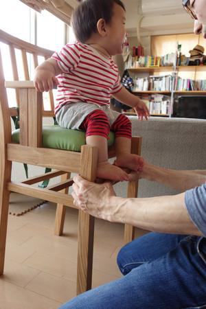 成長する子どもダイニングチェア